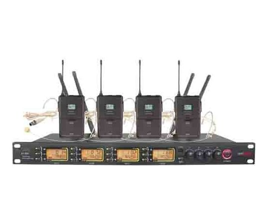 China Conference Microphone System Uhf Wireless Audio Transmit Chip Module ST-208 supplier