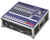 China High Power Dj Audio Mixer 550W*2  12Channels Mixing Console PM2000USB factory