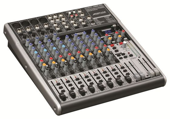 China Stage Mixer Professional Perfect  Mixing Console 12 Channel X1622USB distributor