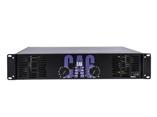 China Professional power amplifier, pro audio equipment CA6 distributor