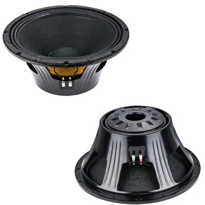 China 18 Inch Alu Basket Class Speaker 800w Pro Audio Subwoofer For Stage Speaker distributor